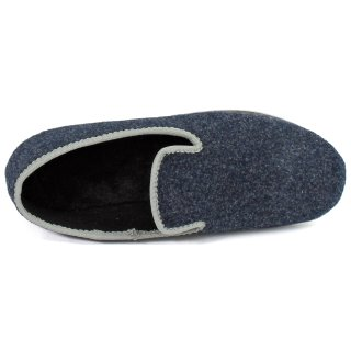 Home slippers - navy