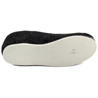 Home slippers - anthracite