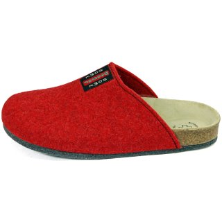 Bio slippers - Red
