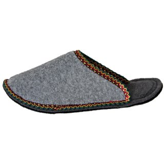 Guest slipper set - anthrazit